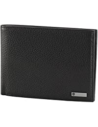 76856a2386c Victorinox Altius 3.0 Innsbruck Leather Bi-Fold Wallet With European ID  Window And Coin Pocket