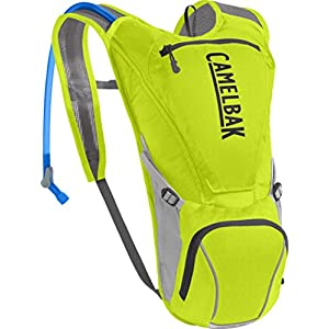 Camelbak Rogue 85 oz Hydration Pack Lime Punch/Silver