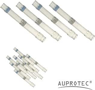 AUPROTEC 10-100 Lötverbinder weiß Ø 1,5mm 0,35-0,75 mm² Auswahl: (10 - Stück)