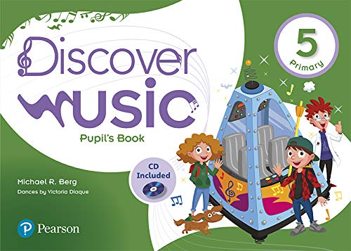 DISCOVER MUSIC 5 PUPIL'S BOOK PACK ANDALUSIA (Descubre la música)