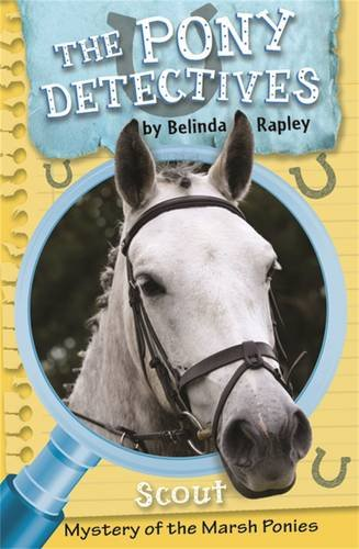 Scout and the Mystery of the Marsh Ponies (The Pony Detectives)