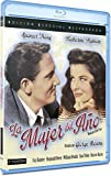 La Mujer del Año BD 1942 Woman of the Year [Blu-ray]