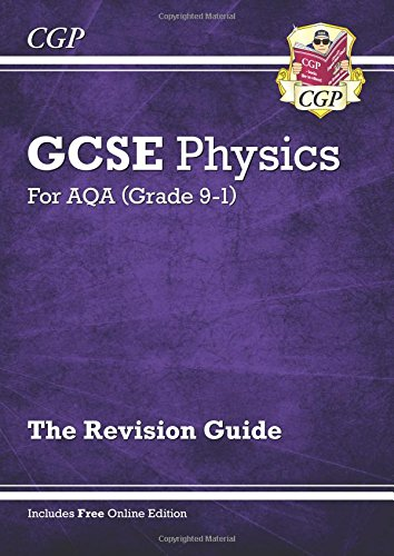 New Grade 9-1 GCSE Physics: AQA Revision Guide with Online Edition Test