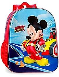 Disney Lets Roll Mickey Sac à dos enfants 25 centimeters  Multicolore (Multicolor)