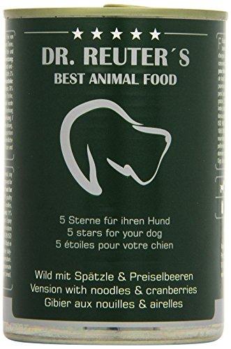dr-reuters-hundefutter-wild-mit-spatzle-und-preiselbeeren-6er-pack-6-x-400-g