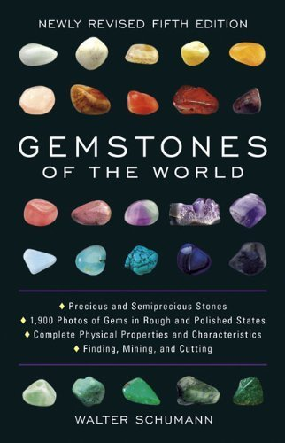 Gemstones of the World: Newly Revised Fifth Edition by Schumann, Walter (2013) Hardcover