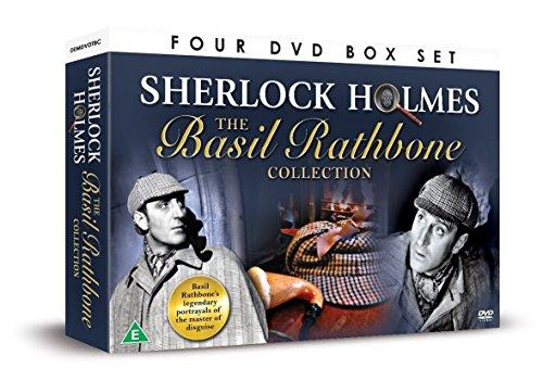 Sherlock Holmes - The Basil Rathbone Collection [DVD] [UK Import] (Holmes-box-set Sherlock)