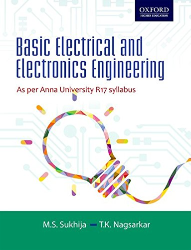 Basic Electrical and Electronics Engineering: As per Anna University R17 Syllabus
