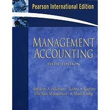 Management Accounting: International Edition