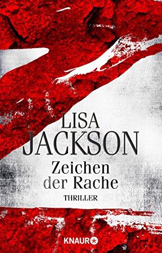 Buchseite und Rezensionen zu 'Z Zeichen der Rache: Thriller' von Lisa Jackson
