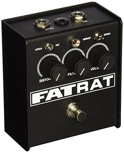 PRO CO SOUND INC PRO CO RAT FAT RAT DISTORTION GUITAR EFFECTS PEDAL STOMPBOX