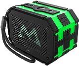 Mpow Bluetooth Lautsprecher, 5W BassTreiber, 10h Wiedergabe, 30m Reichweite, IP65 Wasserschutz, Bluetooth 4.2 Musikbox mit eingebautem Mikrofon, Sprach-und Freisprechassistent