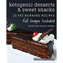 Ketogenic Desserts and Sweet Snacks