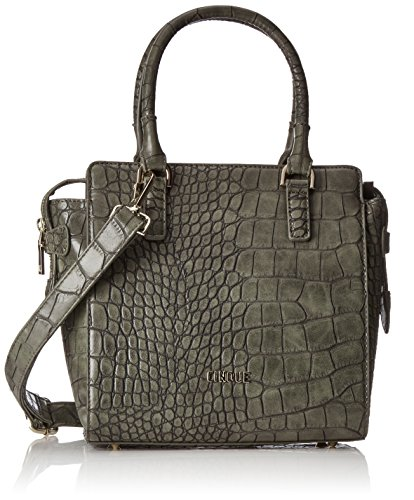 cinque-womens-donna-handtasche-top-handle-bag-green-grn-dunkelgrn-4800-4800