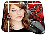 The Amazing Spider-Man Spiderman Emma Stone Tapis de souris Tapis de souris PC