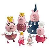 Character Options Princess Peppa Pig Royal Family Figure set