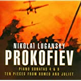 Prokofiev : Piano Sonatas 4 & 6, Romeo & Juliet selection