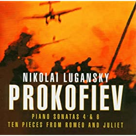 Prokofiev : 10 Pieces from Romeo and Juliet Op.75 : V Masks