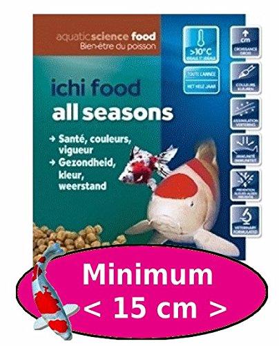 Aquatic science 4 KG All Season ICHI Food Medium