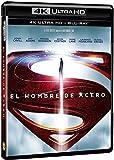 El Hombre De Acero (4K Ultra HD + Blu-ray) [Blu-ray]