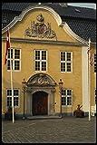 121099 City Hall Facade Aalborg A4 Photo Poster Print 10x8