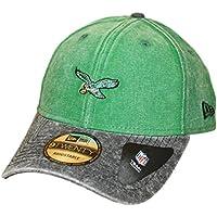 """Philadelphia Eagles New Era NFL 9Twenty Historic """"Rugged Canvas"""" Adjustable Hat"""