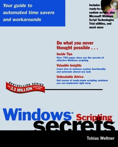 Windows Scripting Secrets (English Edition)
