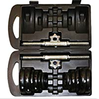 IRON DUMBBELL Weights BOX 20 KG