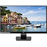 HP 23.8 inch (60.4 cm) Thin Bezel LED Monitor - Full HD, IPS Panel with VGA, HDMI Ports - 24W (Black Onyx)