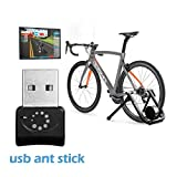 TAOPE ANT+ Dongle USB Stick Adapter Bluetooth 4.0 Wireless Sync Dongle (RC402)