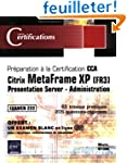 Citrix MetaFrame XP (FR3) : Presentat...