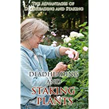 Deadheading And Staking Plants: The Advantages of Deadheading and Staking (English Edition)