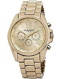 Akribos AK693YG - Reloj para mujeres