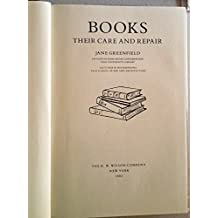 Books, Their Care and Repair