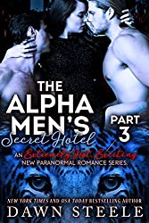 The Alpha Men's Secret Hotel 3: A BBW Paranormal Romance (English Edition)