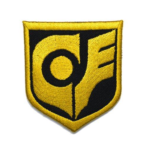 Cyclops Corps removable emblem War in the Mobile Suit Gundam 0080 pocket - Suit 0080 Mobile Gundam