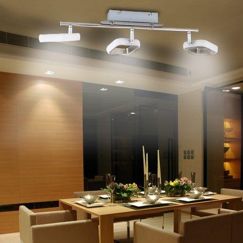 Lu-Mi® Led Deckenleuchte Deckenlampe Leuchte Designleuchte
