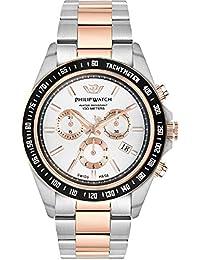 Reloj cronógrafo Hombre Philip Watch Caribe Casual Cod. r8273607006