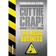 The Music Business (Cut the Crap Guides) by Gary Marshall (2003-06-09)