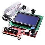 Alftek LCD 12864Smart contrôleur d'affichage adaptateur pour 3d Rampes 1.4RepRap Prusa Mendel