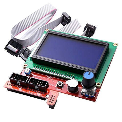 zreal LCD 12864-Smart-Display-Controller mit 3d-RAMPS 1.4 RepRap Prusa Mendel - Lcd-display-controller