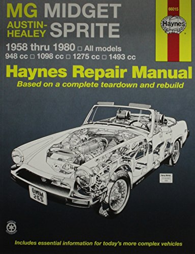mg-midget-austin-healey-sprite-1958-1980-haynes-service-repair-manual