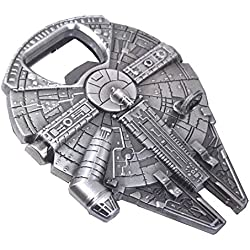 Star Wars - Abridor de botellas Millenium Falcon Metal