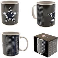 "Dallas Cowboys Kaffeetasse 2"" Teetasse Tasse Becher Mug NFL Fanartikel"