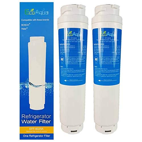 Autres 2 Filtres à Eau Réfrigérateur Frigo Américain Compatible Daewoo-samsung-lg-bosch Convenient To Cook Electroménager