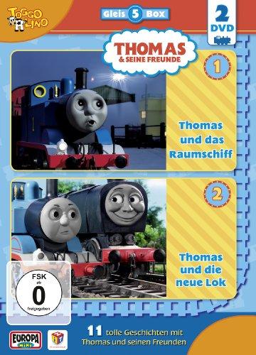 11 tolle Geschichten mit Thomas und seinen Freunden (2 DVDs)