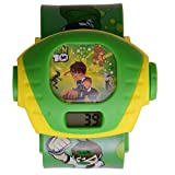 S S Traders Excellent Green Ben 10 Kid's Digital Watch - Good Gifting Watch