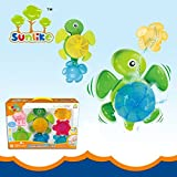 [Sponsored]TOY-STATION Sunlike Bathtime Pals Ocean Play Set (Tub Turtle)