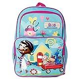 #8: Disney Doc McStuffins Girls 16' School Backpack Embossed Front Character