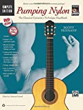 Pumping Nylon -- Complete: A Classical Guitarist's Technique Handbook (Book, DVD & CD)